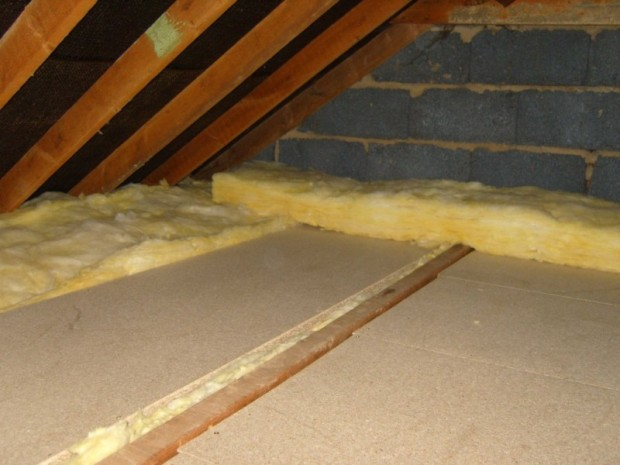 loft insulation gallery aran services energy efficient. Black Bedroom Furniture Sets. Home Design Ideas