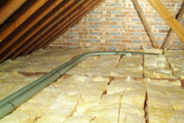 Loft Insulation Gallery Aran Services Energy Efficient
