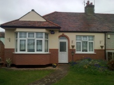 External Wall Insulation - Brick Work Finish
