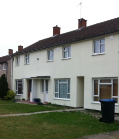 External Wall Insulation - Street View