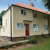 Solid Wall & Park Homes Insulation