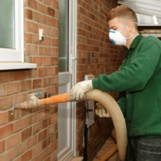 Cavity Wall Insulation - Bury St Edmunds