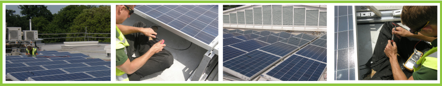 Solar Panels Photo Gallery