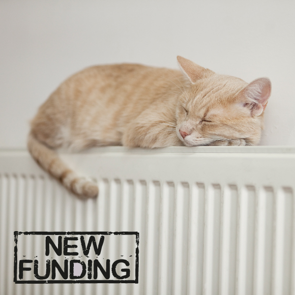 Central heating grant funding