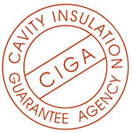 Aran Services are members of the Cavity Insulation Guarantee Agency (CIGA)