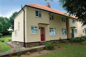 External wall insulation