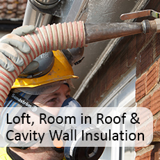 Loft, Room in Roof &