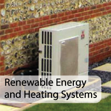 Renewable Energy and Heating Systems